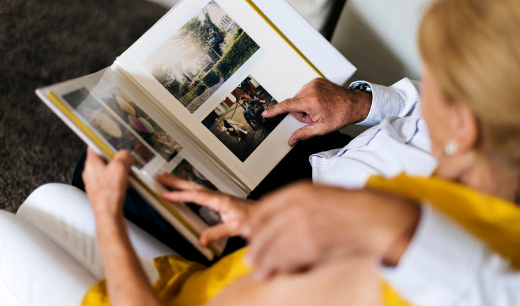Storing and Sorting Photographs